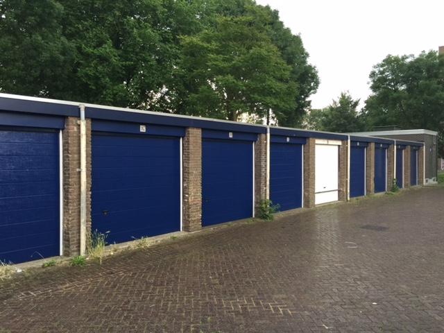 Garage Huren Amsterdam : Amsterdam noord dekschuitstraat u garageboxen te huur in heel